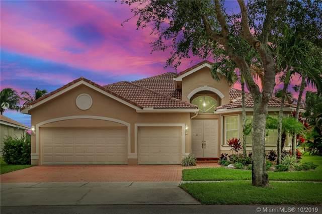 3593 SW 173rd Ter, Miramar, FL 33029 (MLS #A10727899) :: Green Realty Properties