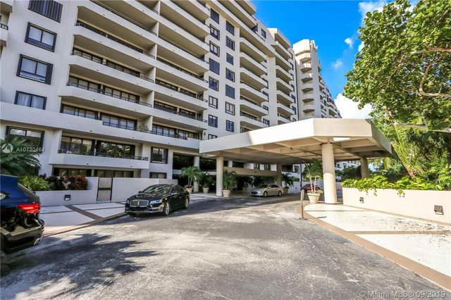151 Crandon Blvd #304, Key Biscayne, FL 33149 (MLS #A10730464) :: The Erice Group