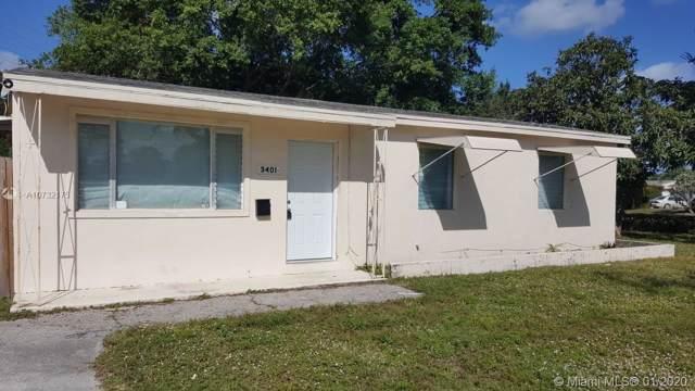 3401 Avenue F, Riviera Beach, FL 33404 (MLS #A10732175) :: ONE   Sotheby's International Realty