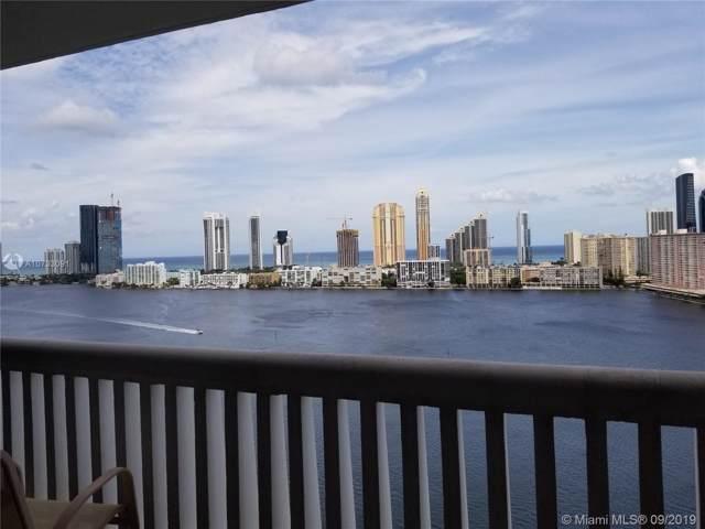 2800 Island Blvd #2001, Aventura, FL 33160 (MLS #A10733091) :: Grove Properties