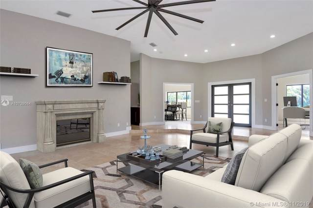 14521 SW 24th St, Davie, FL 33325 (MLS #A10739064) :: Berkshire Hathaway HomeServices EWM Realty
