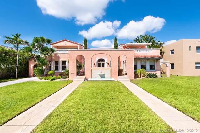 3616 Flamingo Dr, Miami Beach, FL 33140 (MLS #A10739562) :: Re/Max PowerPro Realty
