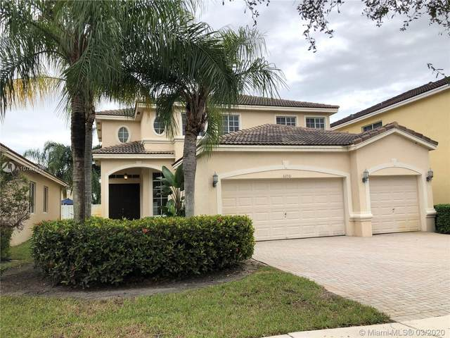 6250 SW 195th Ave, Pembroke Pines, FL 33332 (MLS #A10747936) :: ONE   Sotheby's International Realty