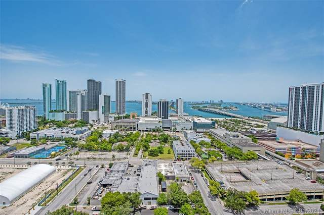 1600 NE 1st Ave #2702, Miami, FL 33132 (MLS #A10750674) :: Patty Accorto Team