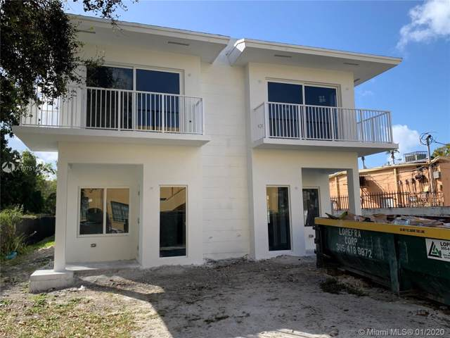 196 NW 60th St, Miami, FL 33127 (MLS #A10751249) :: The Teri Arbogast Team at Keller Williams Partners SW