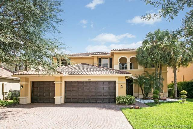 3918 W Hibiscus St, Weston, FL 33332 (MLS #A10760598) :: The Teri Arbogast Team at Keller Williams Partners SW