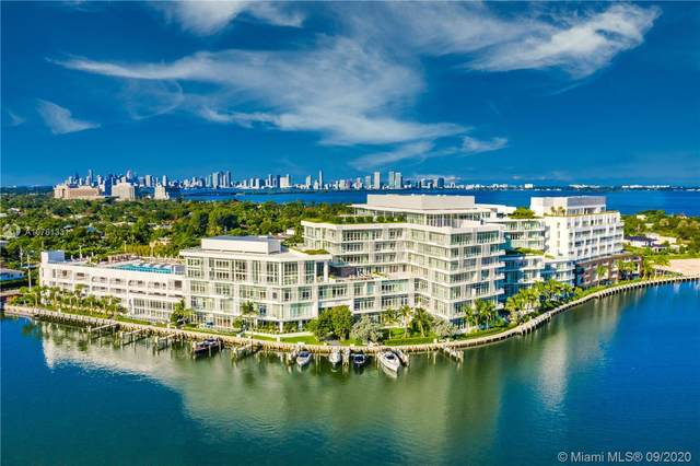4701 N Meridian Avenue #125, Miami Beach, FL 33140 (MLS #A10761331) :: The Riley Smith Group