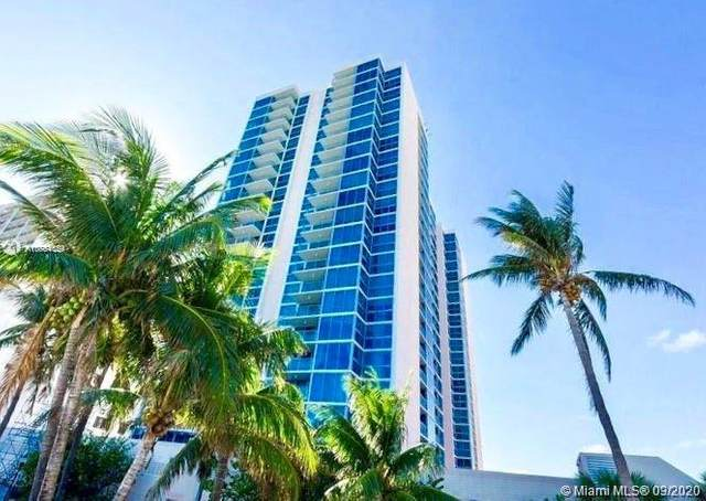 2655 Collins #1207, Miami Beach, FL 33140 (MLS #A10764659) :: Green Realty Properties