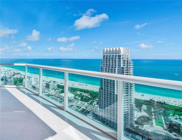 300 S Pointe Dr 3801/3802, Miami Beach, FL 33139 (MLS #A10768186) :: GK Realty Group LLC