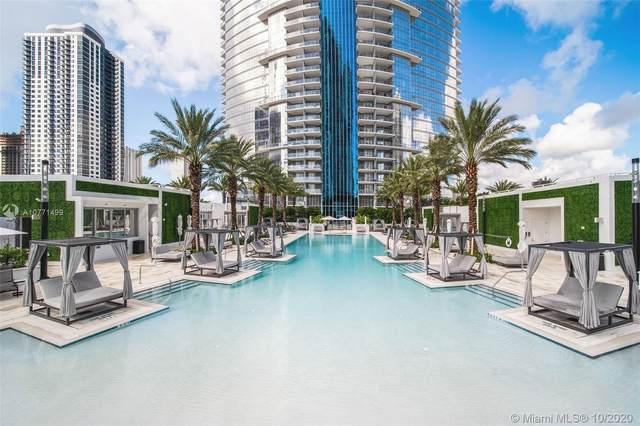 851 NE 1st Ave #3112, Miami, FL 33132 (MLS #A10771499) :: Castelli Real Estate Services