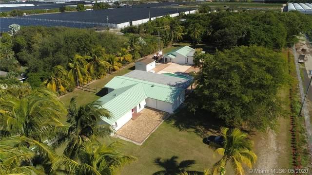 16555 SW 228th St, Miami, FL 33170 (MLS #A10780839) :: The Teri Arbogast Team at Keller Williams Partners SW