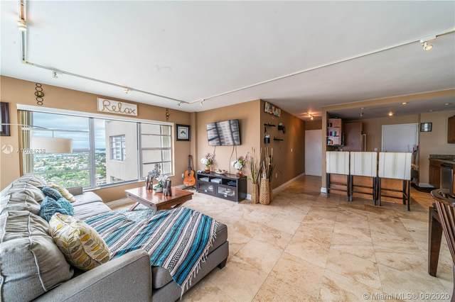 11111 Biscayne Blvd 20H, Miami, FL 33181 (MLS #A10784238) :: Carole Smith Real Estate Team