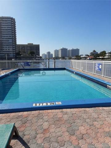 1913 S Ocean Dr #418, Hallandale Beach, FL 33009 (MLS #A10807061) :: United Realty Group