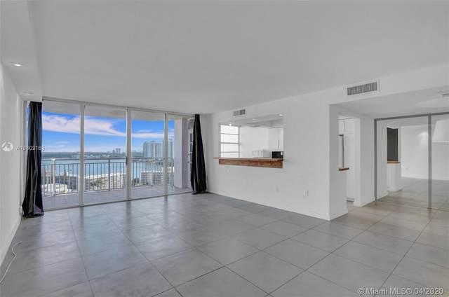18011 NE Biscayne Blvd #1601, Aventura, FL 33160 (#A10809163) :: Real Estate Authority