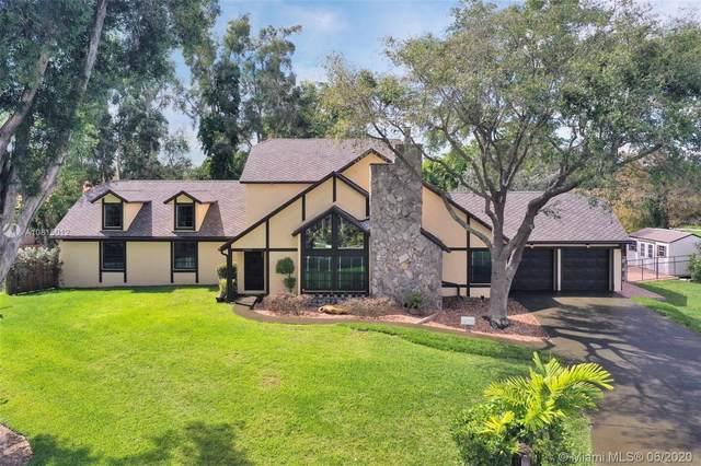 11460 NW 25th St, Plantation, FL 33323 (MLS #A10815012) :: Berkshire Hathaway HomeServices EWM Realty