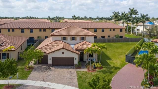 110 SE 34th Pl, Homestead, FL 33033 (MLS #A10824322) :: Berkshire Hathaway HomeServices EWM Realty