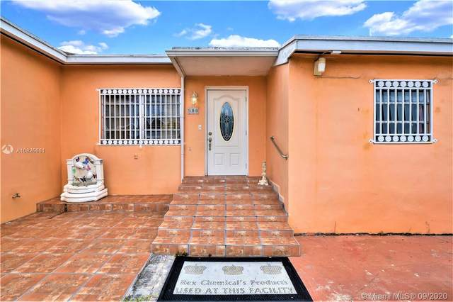 900 SW 74th Ave, Miami, FL 33144 (MLS #A10825661) :: ONE   Sotheby's International Realty