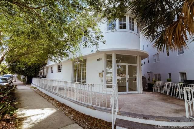 2129 Washington Ave #209, Miami Beach, FL 33139 (MLS #A10826213) :: Berkshire Hathaway HomeServices EWM Realty