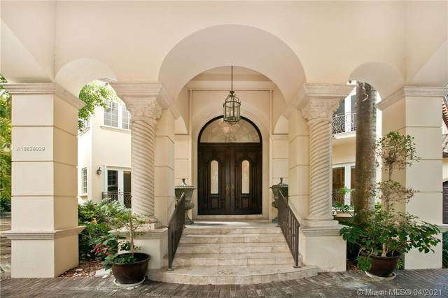 272 Veleros Ct, Coral Gables, FL 33143 (MLS #A10826929) :: The Riley Smith Group