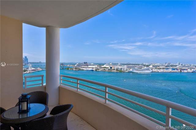 888 Brickell Key Dr #2311, Miami, FL 33131 (MLS #A10833691) :: Ray De Leon with One Sotheby's International Realty