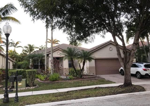 701 Sunflower Cir, Weston, FL 33327 (MLS #A10837118) :: Green Realty Properties