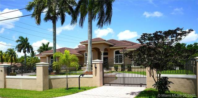 195 NW 130th Ave, Miami, FL 33182 (MLS #A10841080) :: ONE   Sotheby's International Realty