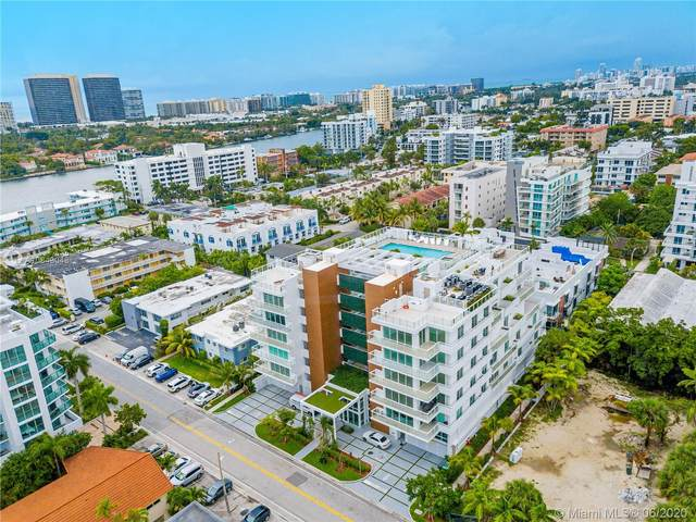 1150 102nd St Ph 705, Bay Harbor Islands, FL 33154 (MLS #A10843048) :: Castelli Real Estate Services