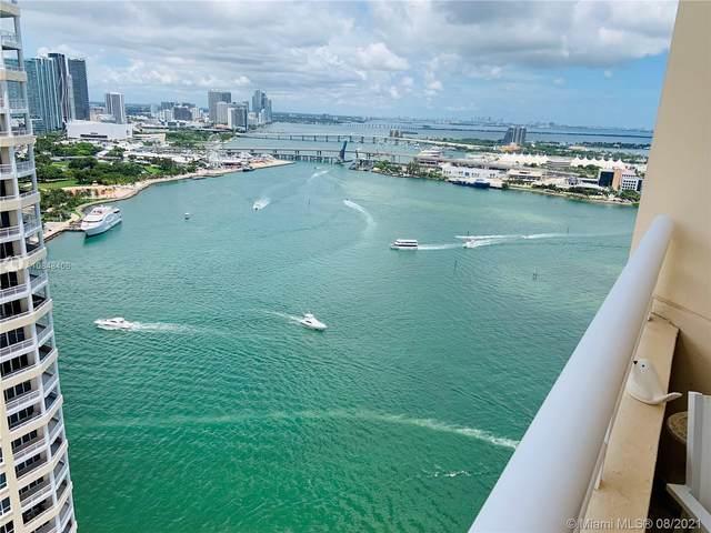 808 Brickell Key Dr #3403, Miami, FL 33131 (MLS #A10848406) :: The MPH Team