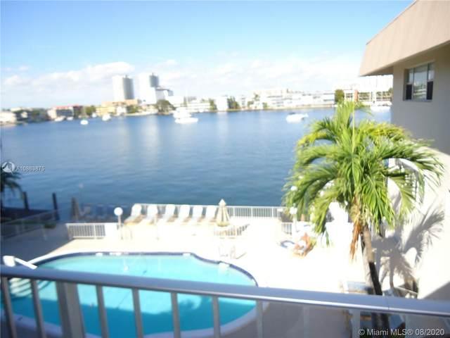 300 Golden Isles Dr #312, Hallandale Beach, FL 33009 (MLS #A10863875) :: Carole Smith Real Estate Team