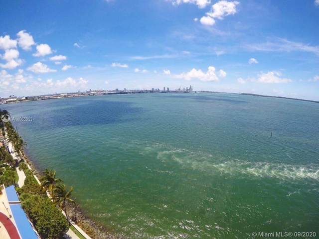770 Claughton Island Dr #1115, Miami, FL 33131 (MLS #A10865993) :: Green Realty Properties