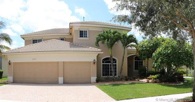 6103 SW 191st Avenue, Pembroke Pines, FL 33332 (MLS #A10866486) :: ONE   Sotheby's International Realty