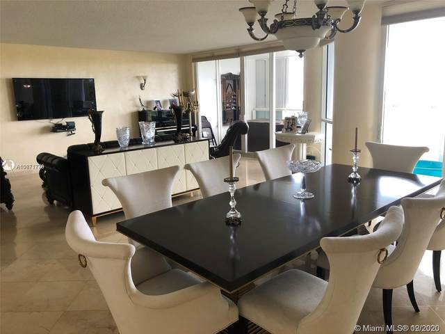 21150 Point Pl #804, Aventura, FL 33180 (MLS #A10871770) :: The Teri Arbogast Team at Keller Williams Partners SW