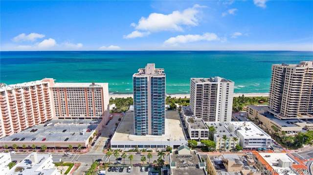 2655 Collins Ave #2302, Miami Beach, FL 33140 (MLS #A10876684) :: Carole Smith Real Estate Team