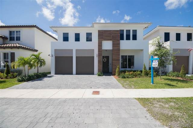 15213 SW 176th Ter, Miami, FL 33187 (MLS #A10877637) :: The Rose Harris Group