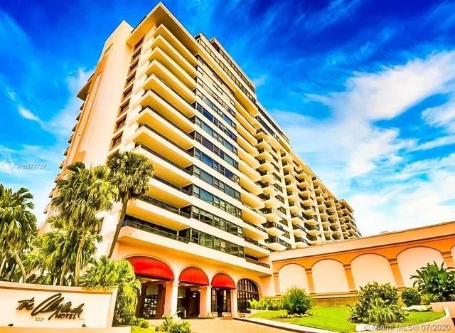 5225 Collins Ave #616, Miami Beach, FL 33140 (MLS #A10877727) :: Patty Accorto Team