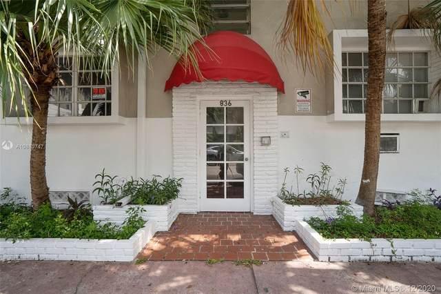 840 10th St #9, Miami Beach, FL 33139 (#A10880747) :: Posh Properties