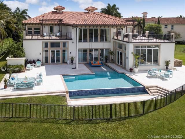 12220 NW 68th Ct, Parkland, FL 33076 (MLS #A10883442) :: Berkshire Hathaway HomeServices EWM Realty
