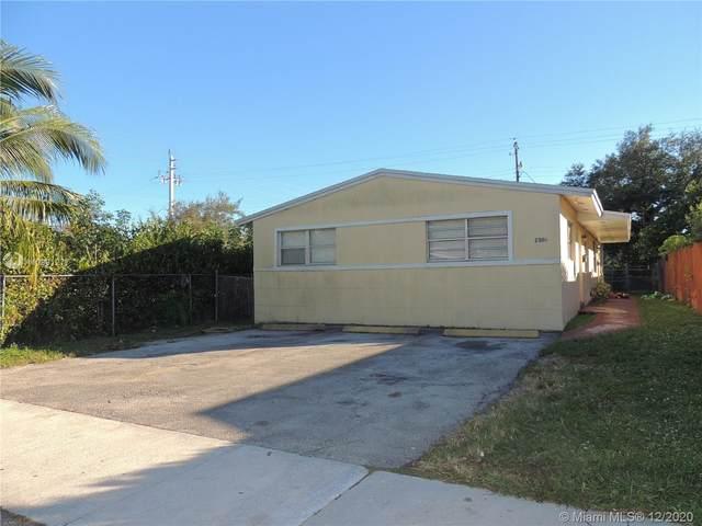 2306 Simms St, Hollywood, FL 33020 (MLS #A10891277) :: Albert Garcia Team