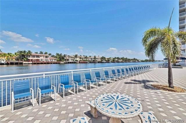 1600 S Ocean Dr 17J, Hollywood, FL 33019 (MLS #A10891858) :: Prestige Realty Group