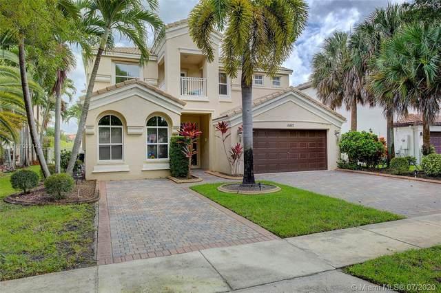 16817 SW 51st St, Miramar, FL 33027 (MLS #A10901431) :: ONE | Sotheby's International Realty