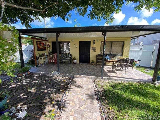 2611 SW 50th Street, Dania Beach, FL 33312 (MLS #A10911208) :: Berkshire Hathaway HomeServices EWM Realty