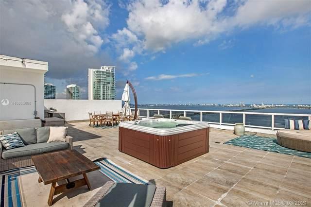 600 NE 27th St Ph3, Miami, FL 33137 (MLS #A10923685) :: ONE | Sotheby's International Realty