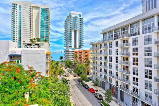455 NE 25th St #608, Miami, FL 33137 (MLS #A10928172) :: The Pearl Realty Group
