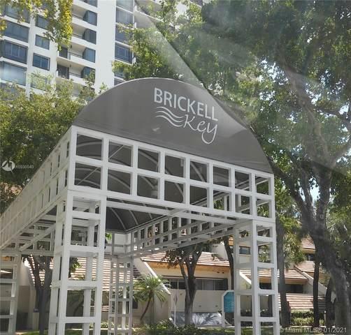 520 Brickell Key Dr A900, Miami, FL 33131 (MLS #A10930040) :: ONE | Sotheby's International Realty