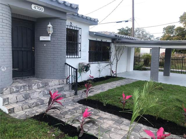4700 NW 5th Ave, Miami, FL 33127 (MLS #A10945482) :: The Paiz Group