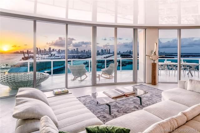 1000 S Pointe Dr #2801, Miami Beach, FL 33139 (MLS #A10953729) :: Castelli Real Estate Services