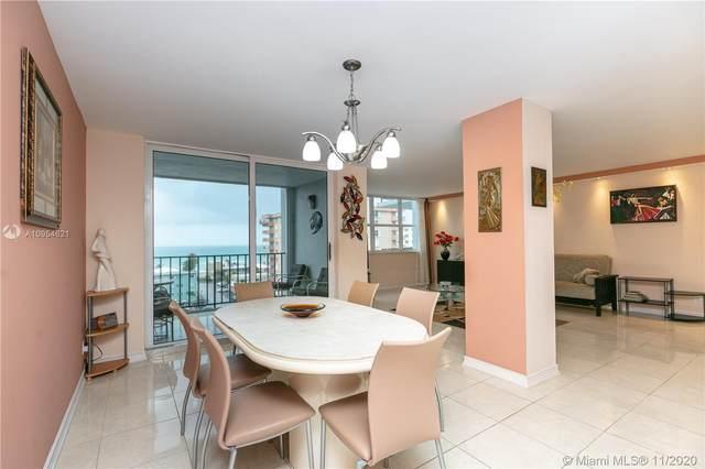1400 S Ocean Dr #802, Hollywood, FL 33019 (MLS #A10954621) :: Berkshire Hathaway HomeServices EWM Realty