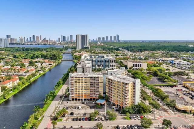2025 NE 164th St #804, North Miami Beach, FL 33162 (MLS #A10954737) :: Patty Accorto Team