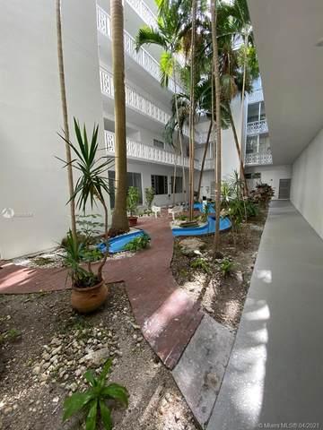 9700 E Bay Harbor Dr #305, Bay Harbor Islands, FL 33154 (#A10958054) :: Posh Properties