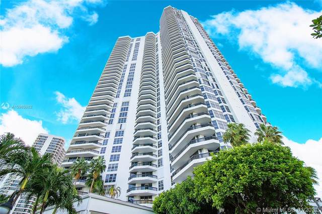 3500 Mystic Pointe Dr #1908, Aventura, FL 33180 (MLS #A10963862) :: Search Broward Real Estate Team